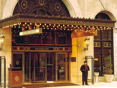 Millennium Knickerbocker Chicago