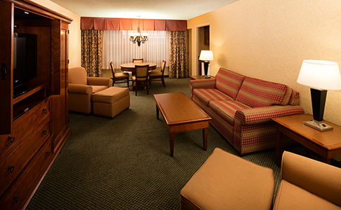 Red Lion Hotel Portland Airport