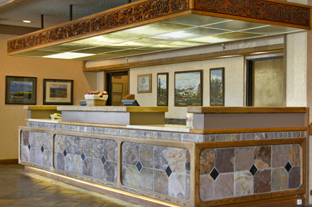 Red Lion Hotel Wenatchee City Center