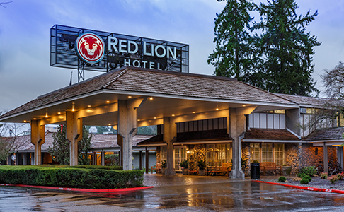 Red Lion Hotel Bellevue