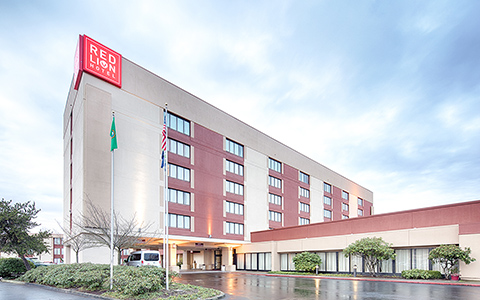 Red Lion Hotel & Conference Center Seattle Renton