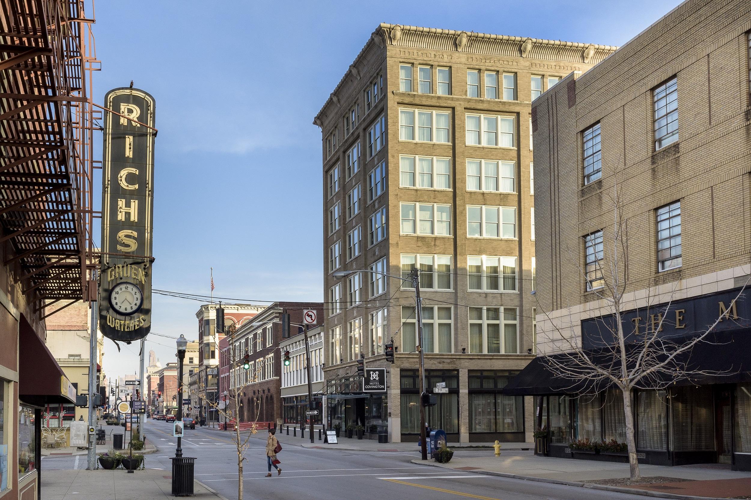 Hotel Covington Cincinnati Riverfront