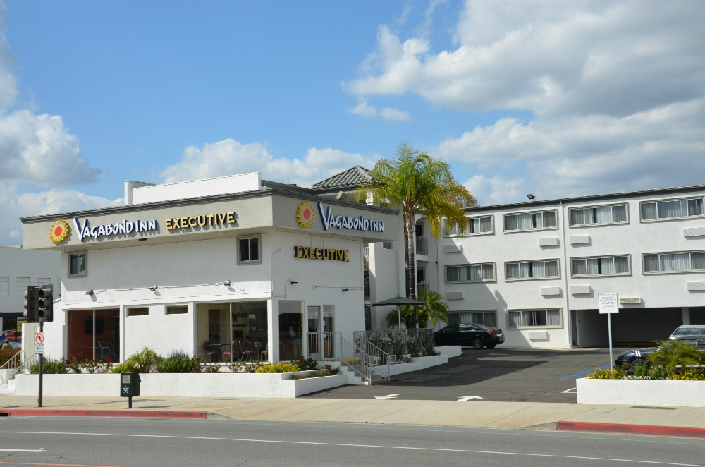 Vagabond Inn Executive - Pasadena