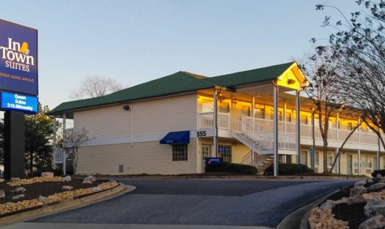 InTown Suites Extended Stay Atlanta GA – Cumming