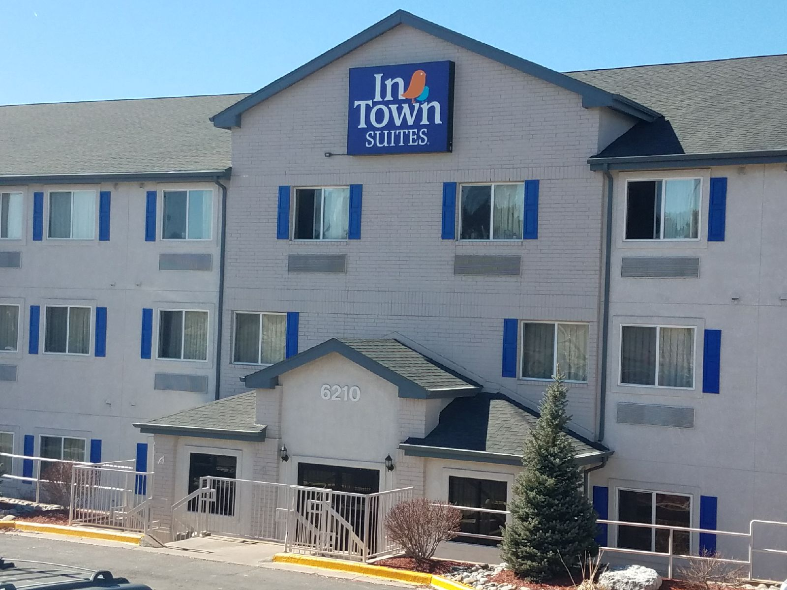 InTown Suites Extended Stay Colorado Springs