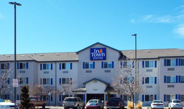 Intown Suites Extended Stay Select Denver CO - Aurora West