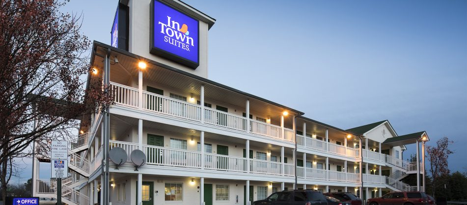 InTown Suites Extended Stay Chesapeake I-64