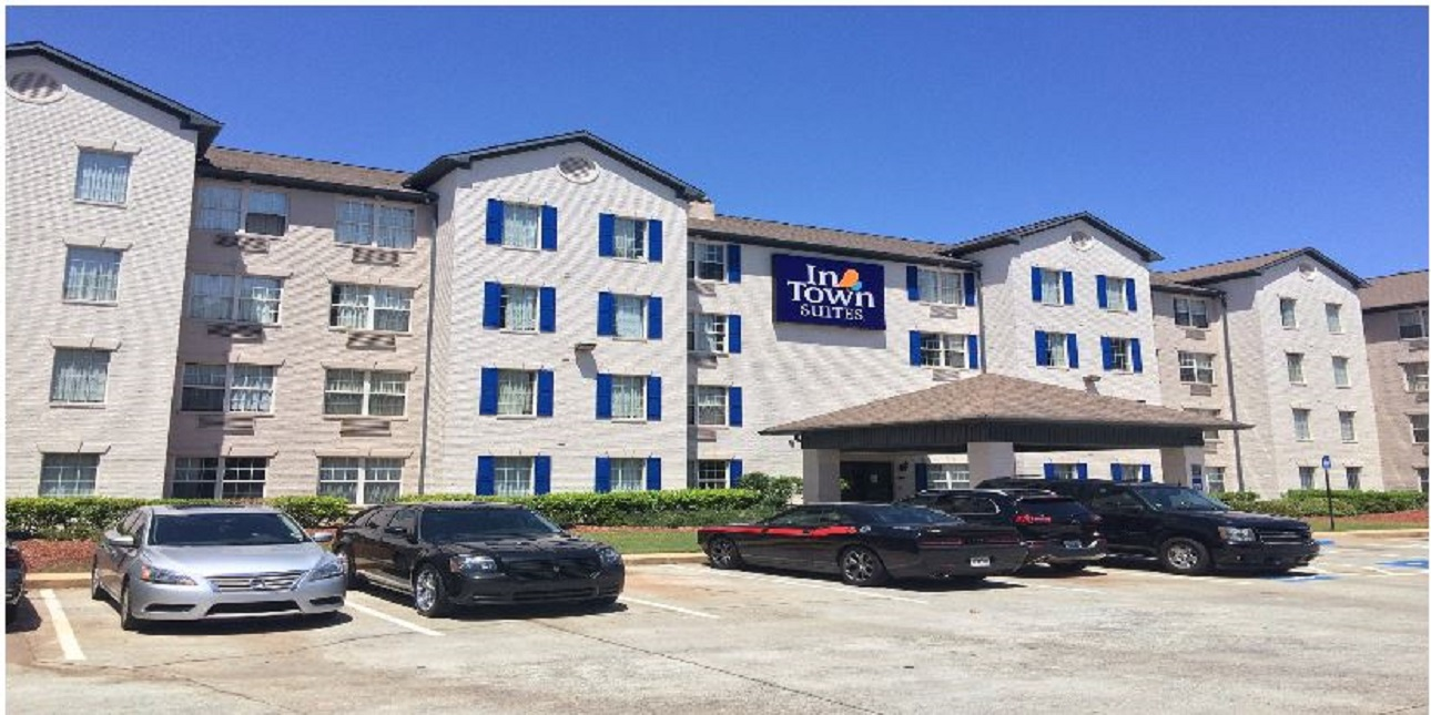 InTown Suites Extended Stay Marietta GA - Roswell Rd