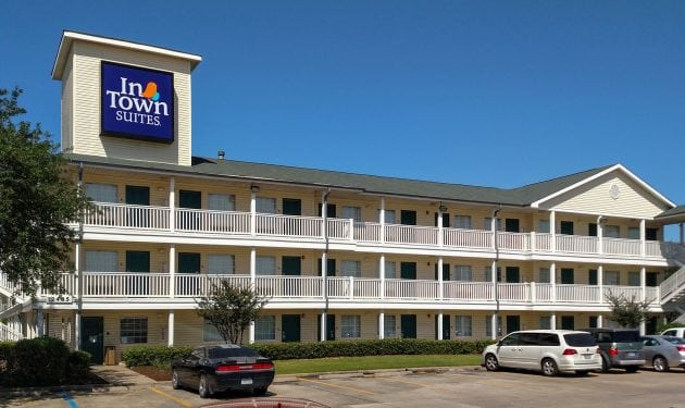InTown Suites Extended Stay Houston TX – Hobby Airport