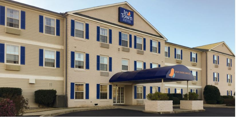 InTown Suites Extended Stay Anderson SC - Clemson University