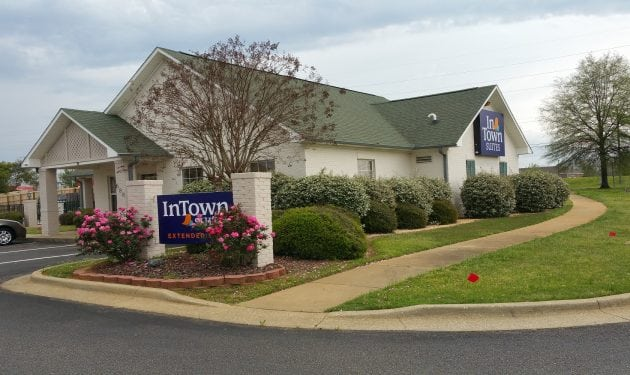 InTown Suites Extended Stay Prattville