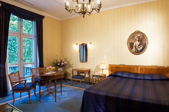 Grand Margaret Island Ensana Health Spa Hotel