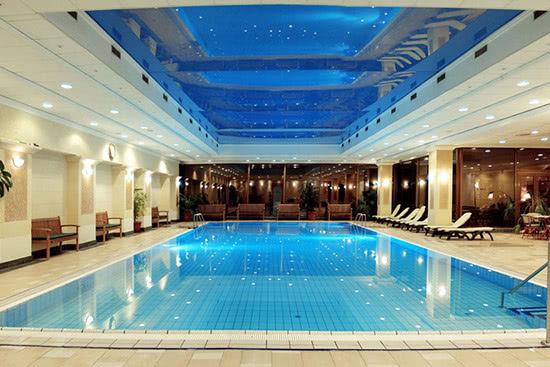 Grand Margaret Island Ensana Health Spa Hotel