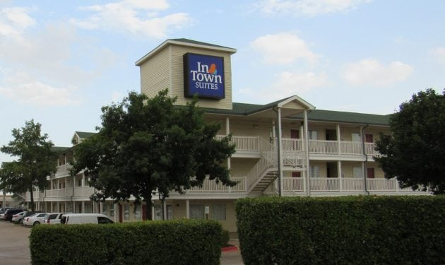 InTown Suites Extended Stay Lewisville TX – East Corporate Drive