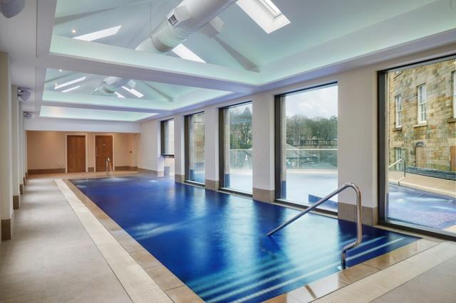 Buxton Crescent Ensana Health Spa Hotel