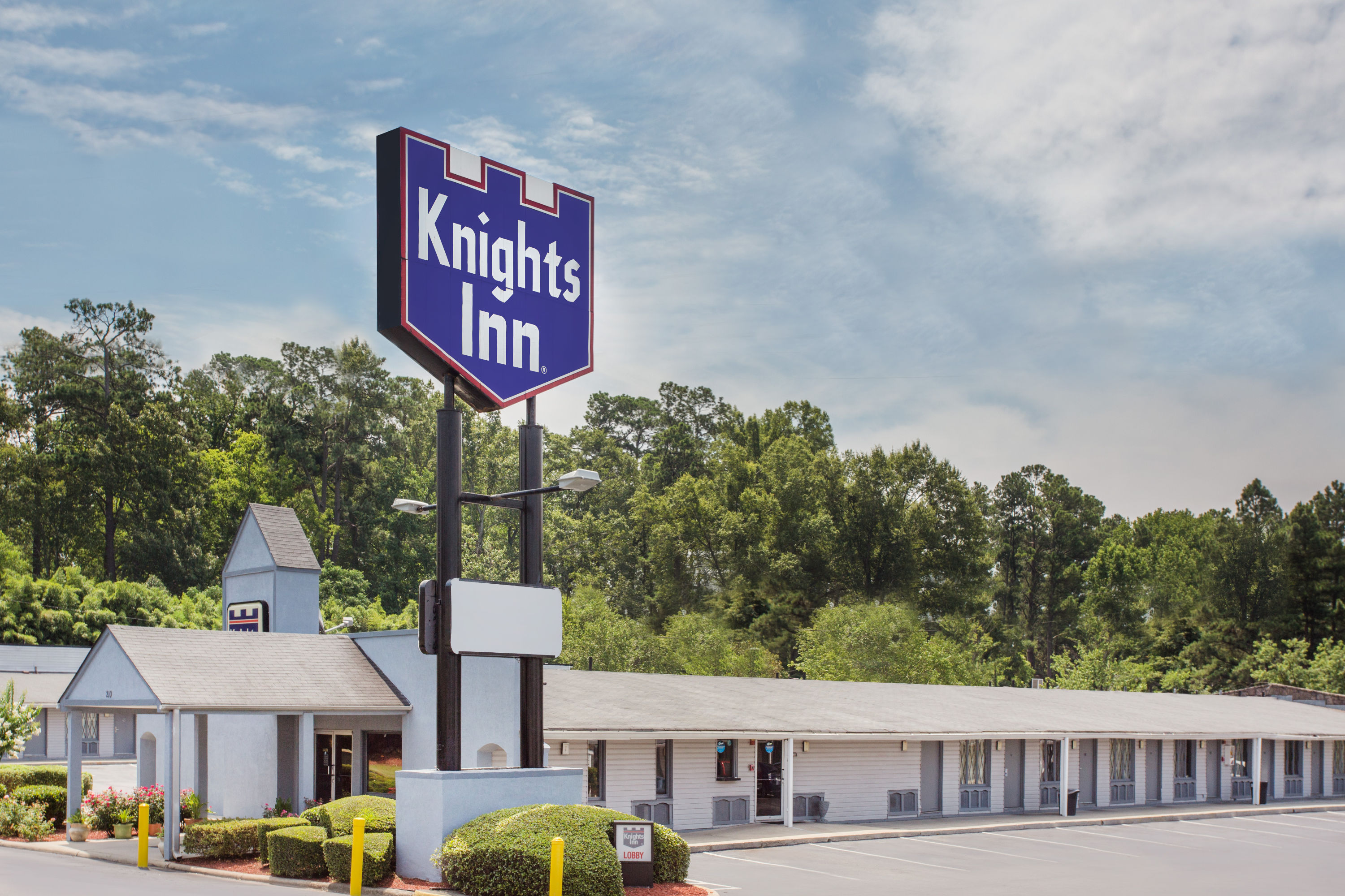 Knights Inn Augusta at Boy Scout Rd