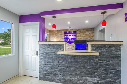 Knights Inn & Suites Salem, IN