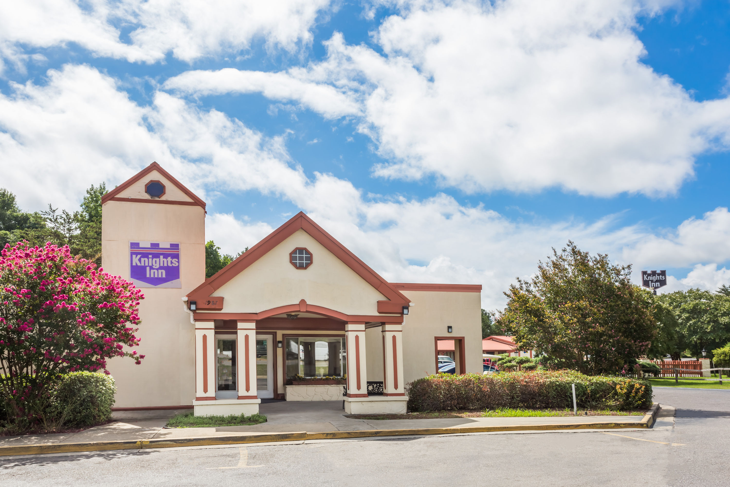 ZZTO BE DELETED Knights Inn Cayce
