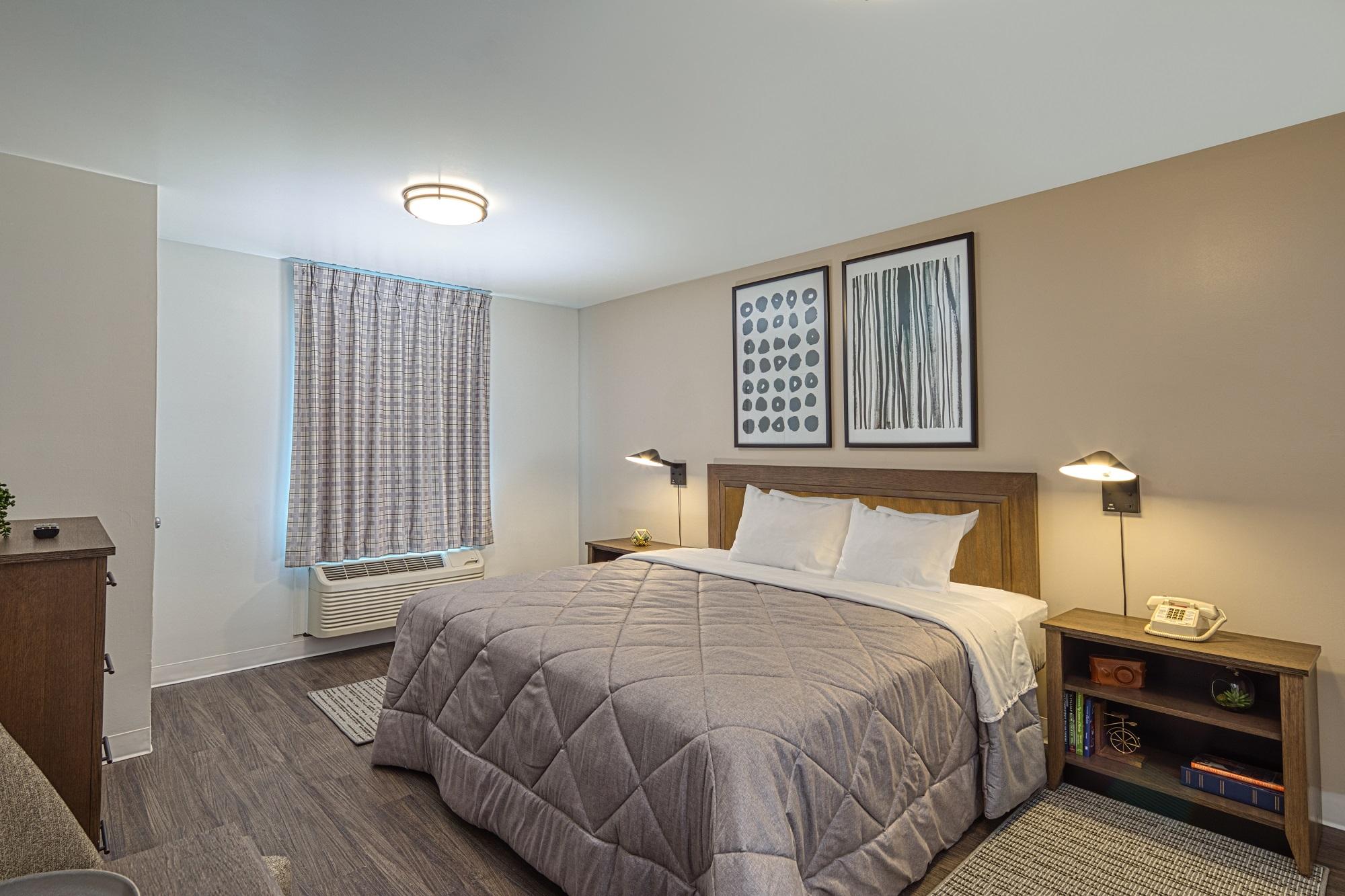 InTown Suites Extended Stay Atlanta GA - Suwanee