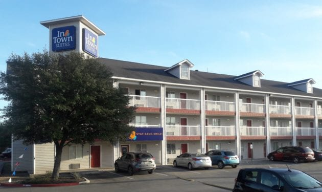 InTown Suites Extended Stay San Antonio TX - Nacogdoches Road