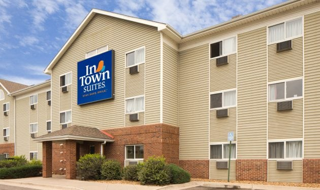InTown Suites Extended Stay Denver CO - Englewood