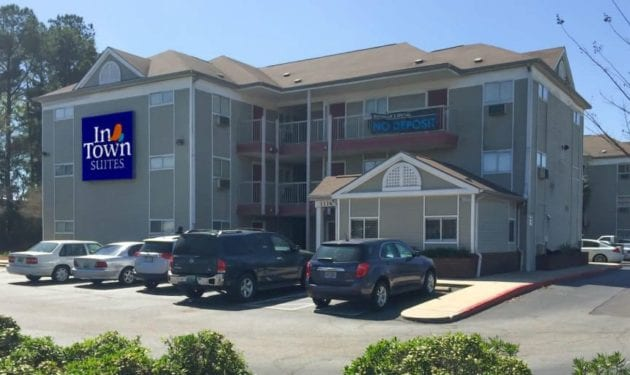 InTown Suites Extended Stay Mobile
