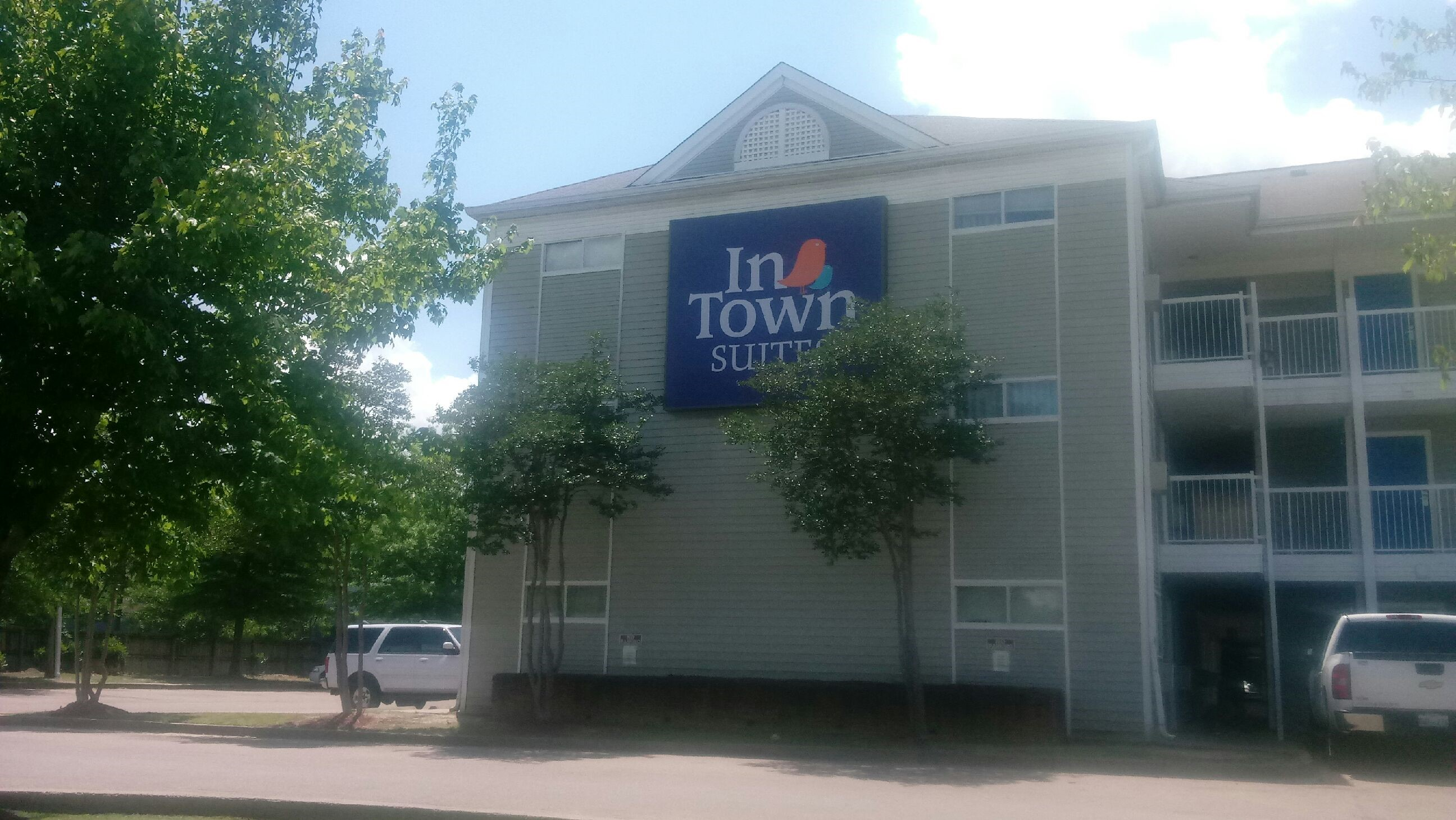 InTown Suites Extended Stay Jackson MS