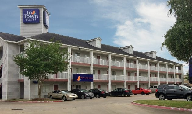 InTown Suites Extended Stay Pasadena TX