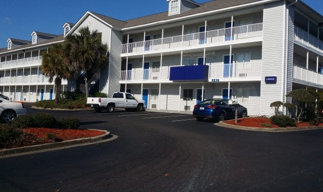 InTown Suites Extended Stay Charleston SC - Savannah Hwy