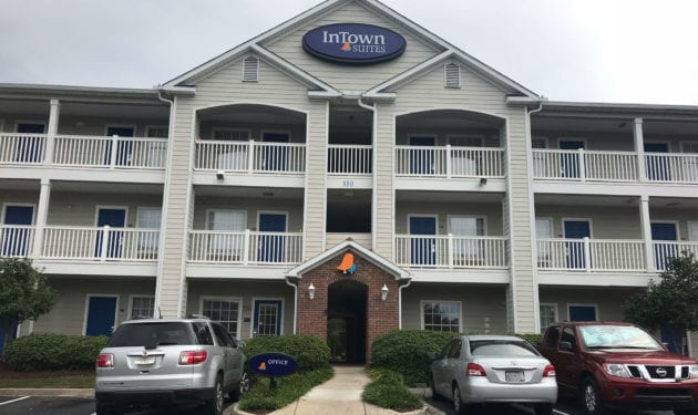 InTown Suites Extended Stay Columbia SC - Columbiana