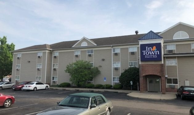 InTown Suites Extended Stay Cincinnati OH