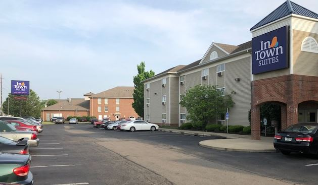 InTown Suites Extended Stay Cincinnati OH - Fairfield