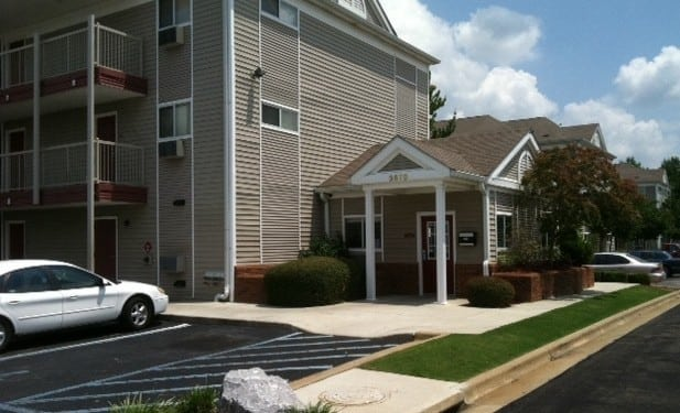 InTown Suites Extended Stay Montgomery AL