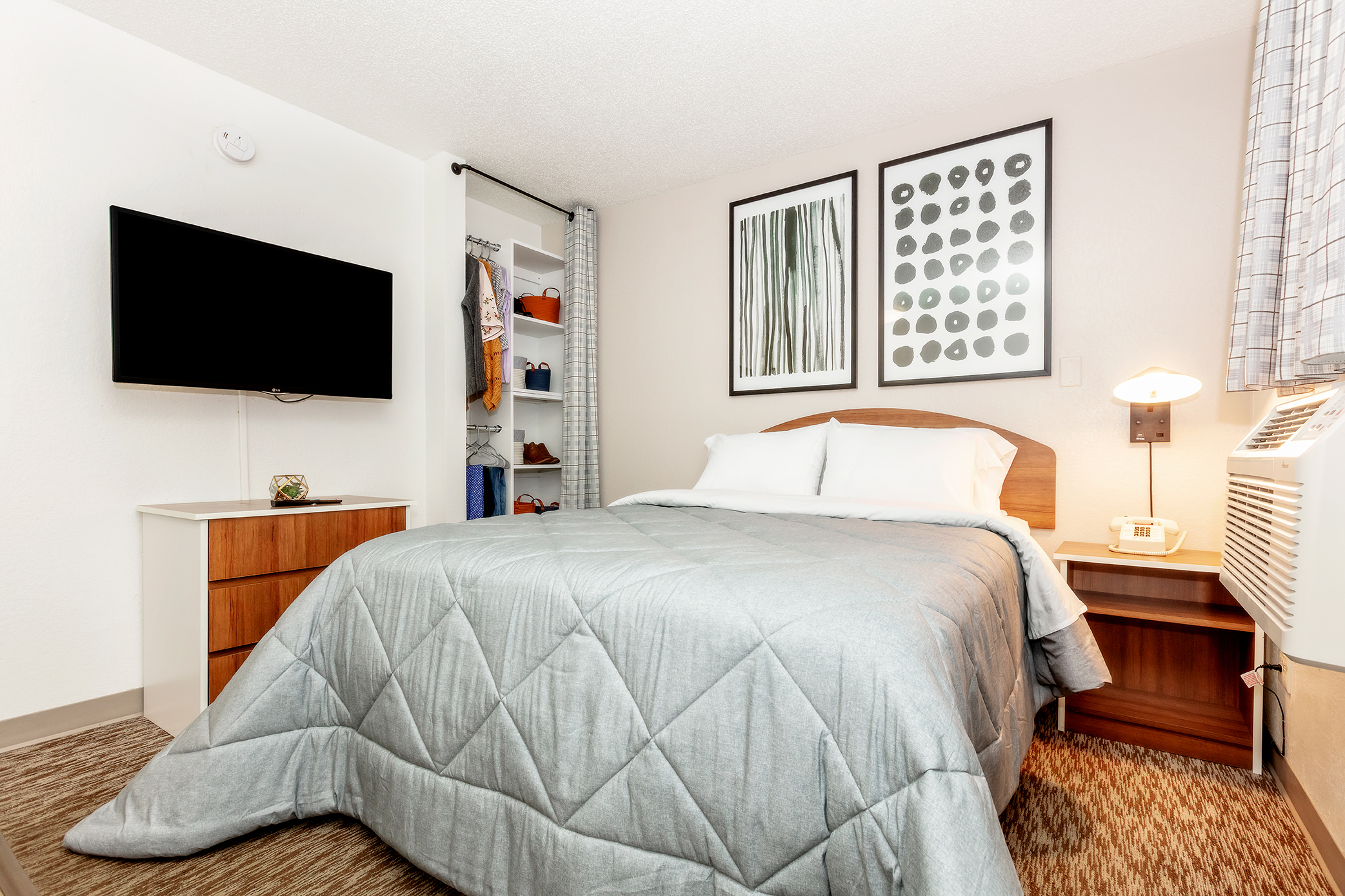 InTown Suites Extended Stay Charlotte NC - North Tyron