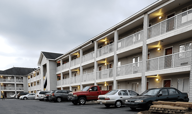 InTown Suites Extended Stay Matthews NC - Indian Trail