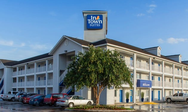 InTown Suites Extended Stay Jacksonville FL - Beach Blvd