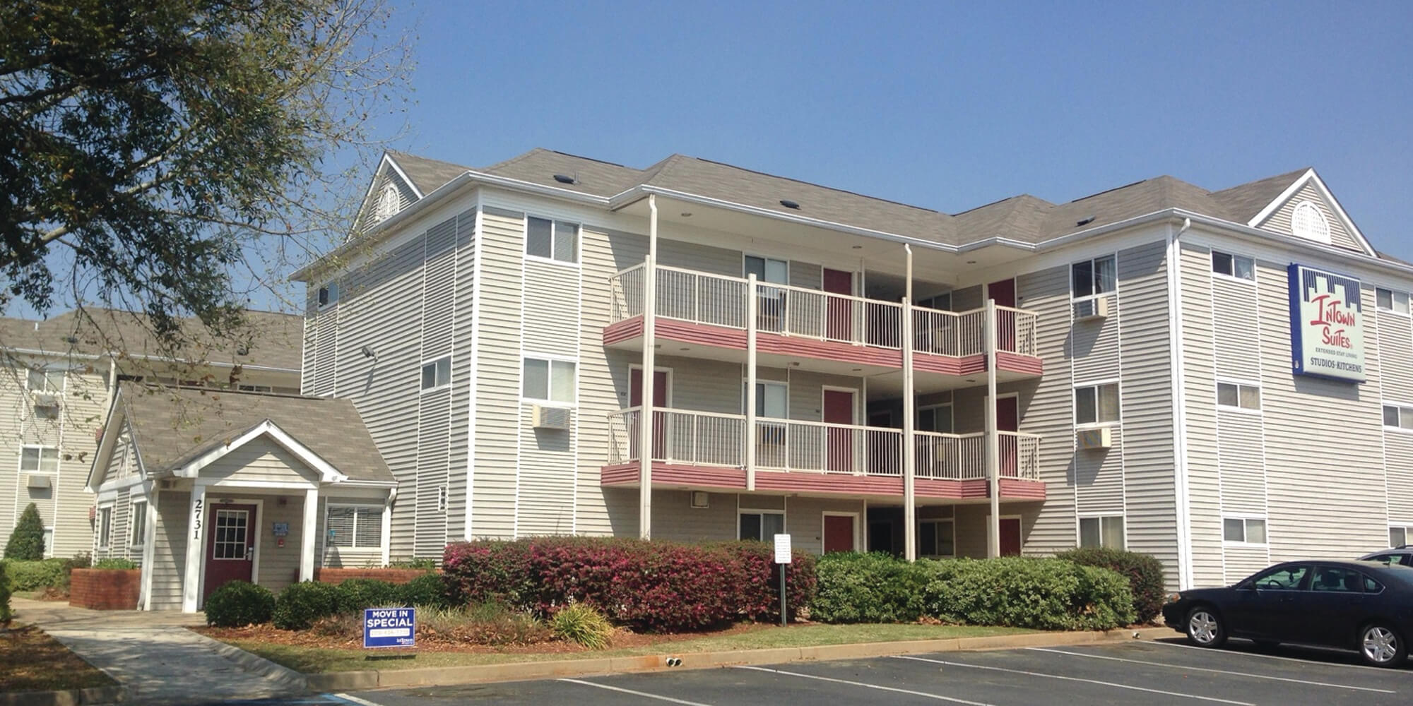 InTown Suites Extended Stay Albany GA