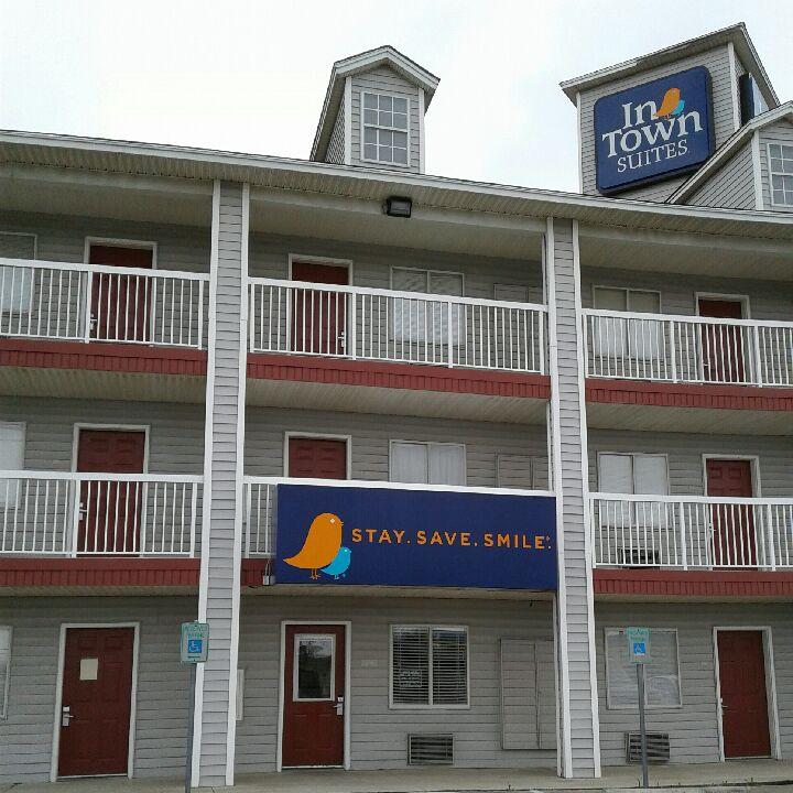 InTown Suites Extended Stay San Antonio TX - Culebra Road