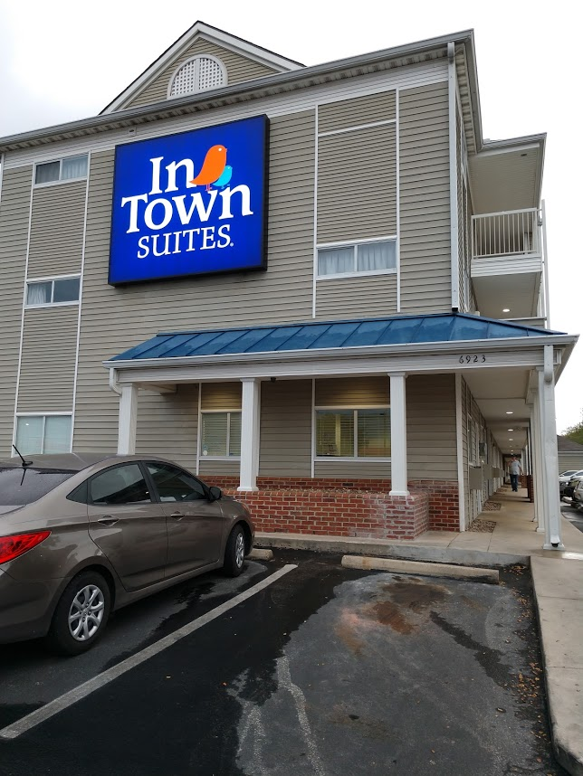 InTown Suites Extended Stay San Antonio TX - Airport