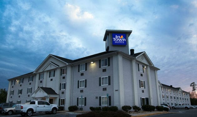 InTown Suites Extended Stay Richmond VA - Chester