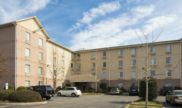 InTown Suites Extended Stay Norfolk VA