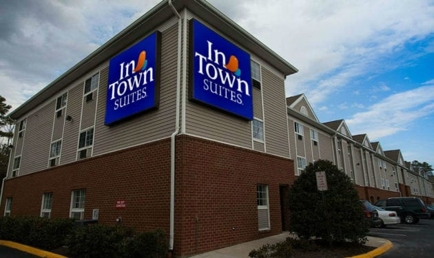 InTown Suites Extended Stay Richmond VA - Green Springs