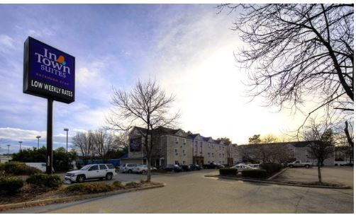 InTown Suites Extended Stay Newport News VA - North