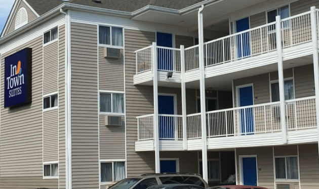 InTown Suites Extended Stay Virginia Beach VA