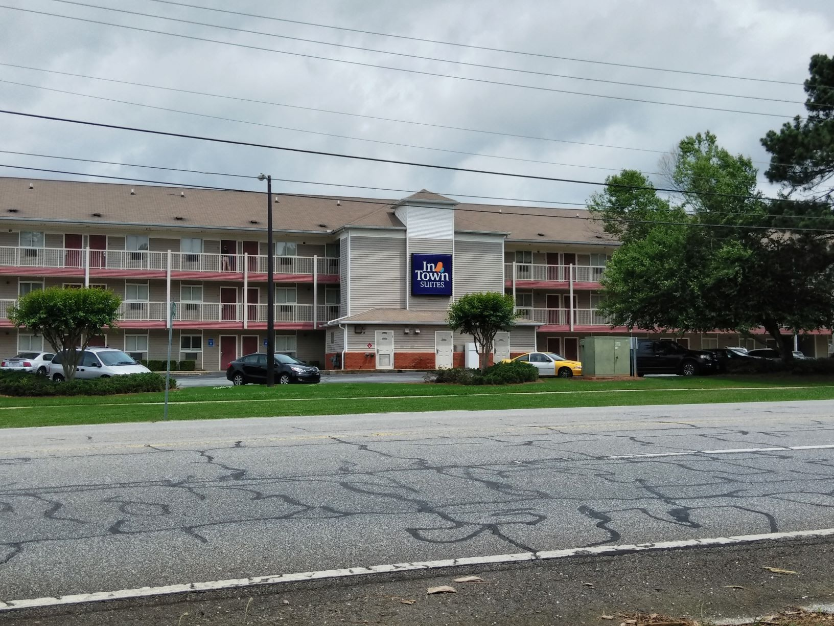 InTown Suites Extended Stay Athens GA - University of Georgia