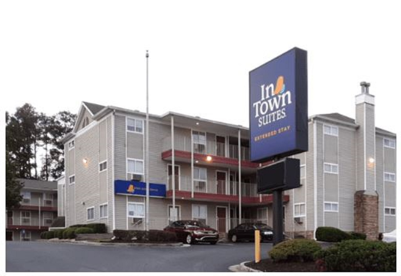 InTown Suites Extended Stay Atlanta GA - Lilburn