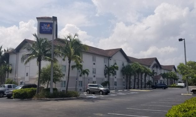 InTown Suites Extended Stay West Palm Beach FL