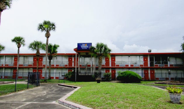 InTown Suites Extended Stay Orlando FL - Lee Rd