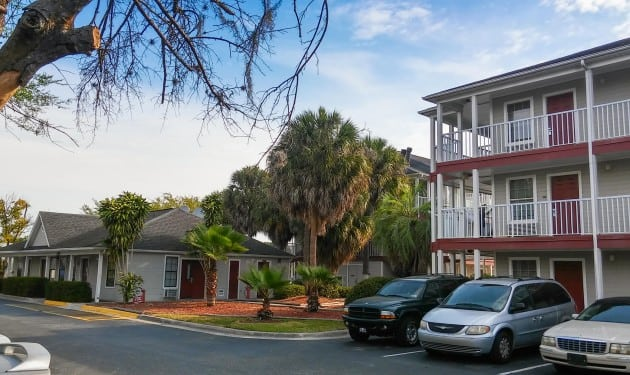 InTown Suites Extended Stay Orlando FL - South