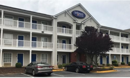 InTown Suites Extended Stay Atlanta GA - Lithia Springs